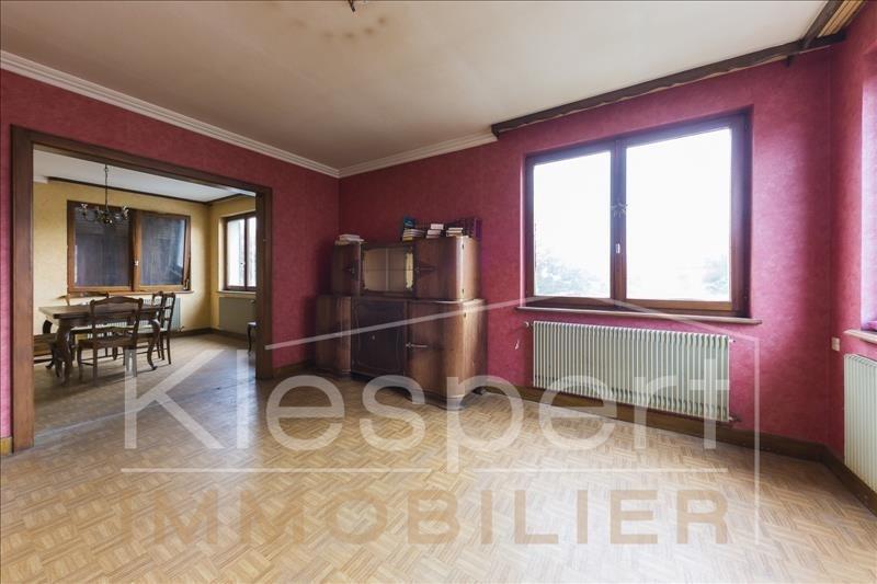 Investment property house / villa Muttersholtz 210000€ - Picture 4