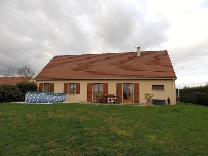 Revenda casa Aubigny 149800€ - Fotografia 2