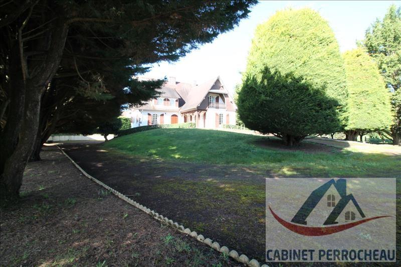 Sale house / villa La chartre sur le loir 274000€ - Picture 9