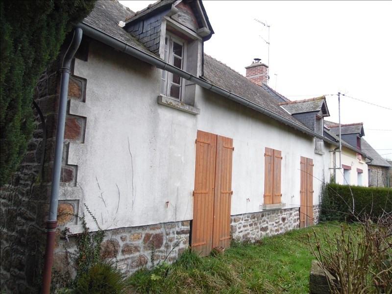 Vente maison / villa Marcillé-raoul 38500€ - Photo 1