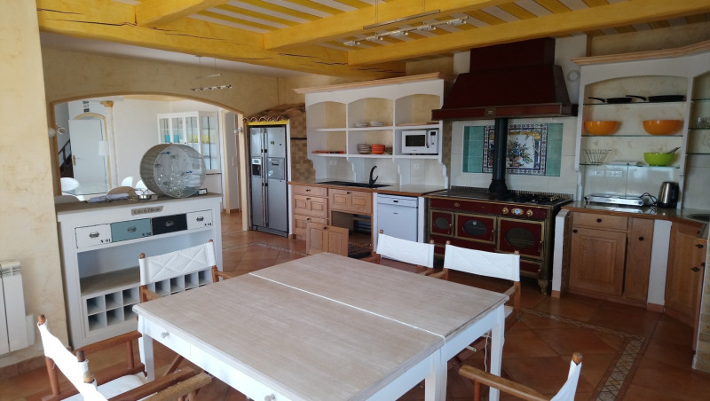Vacation rental house / villa Les issambres 1 875€ - Picture 6