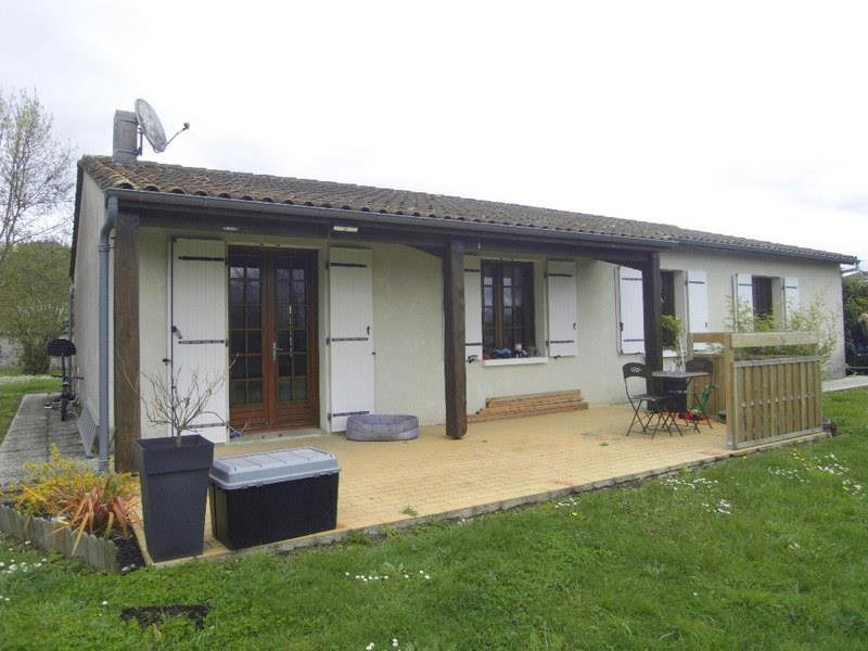 Location maison / villa Jarnac 705€ CC - Photo 1