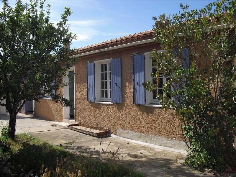 Location maison / villa Lancon provence 1080€ CC - Photo 1