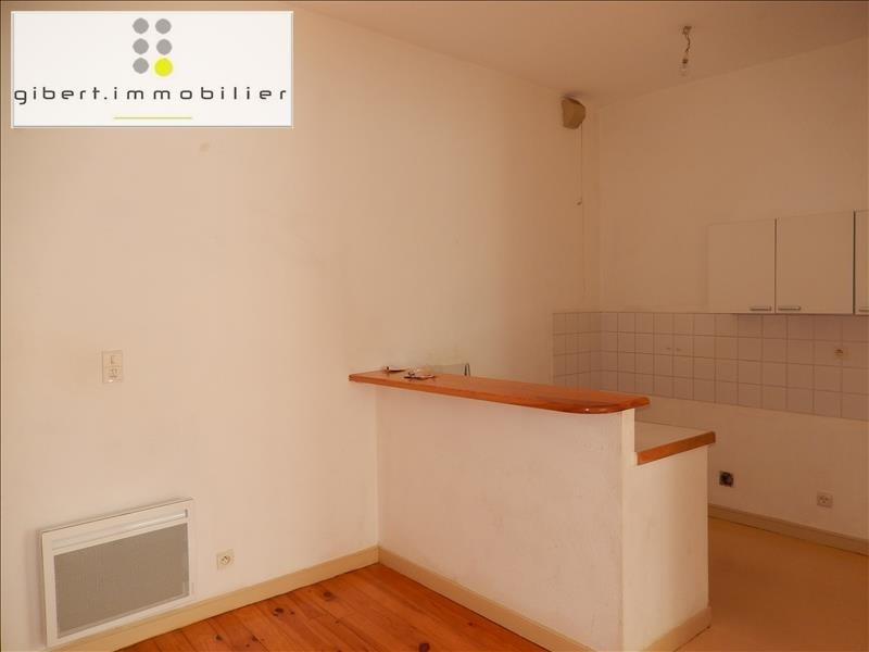 Rental apartment Le puy en velay 305,79€ CC - Picture 2