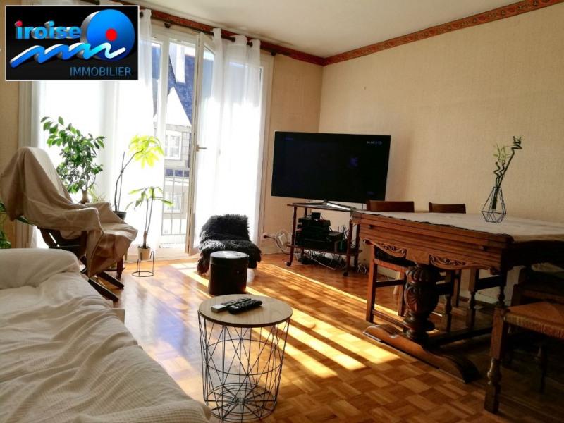 Sale apartment Brest 79700€ - Picture 2