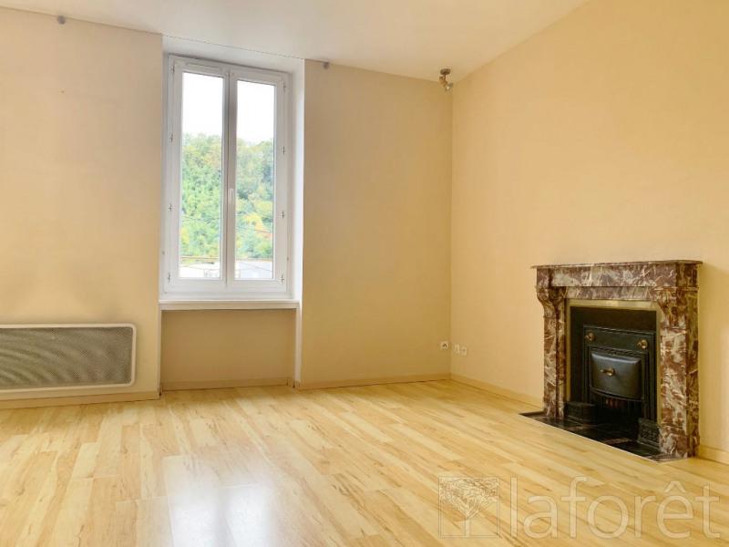 Rental apartment Bourgoin jallieu 670€ CC - Picture 1