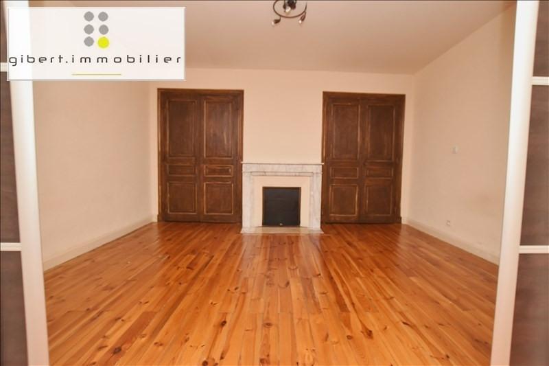 Sale apartment Le puy en velay 117500€ - Picture 8