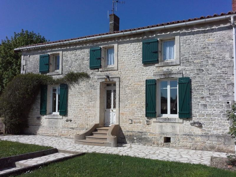 Vente maison / villa Bouille courdault 181000€ - Photo 1
