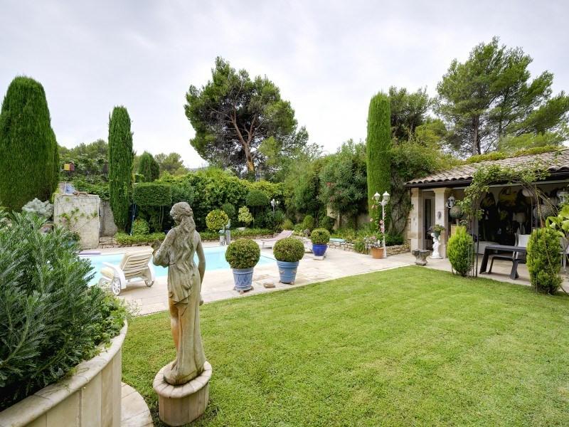 Immobile residenziali di prestigio casa Saint-rémy-de-provence 1768000€ - Fotografia 7