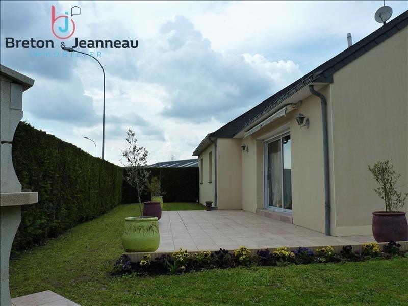 Sale house / villa Aze 270400€ - Picture 2