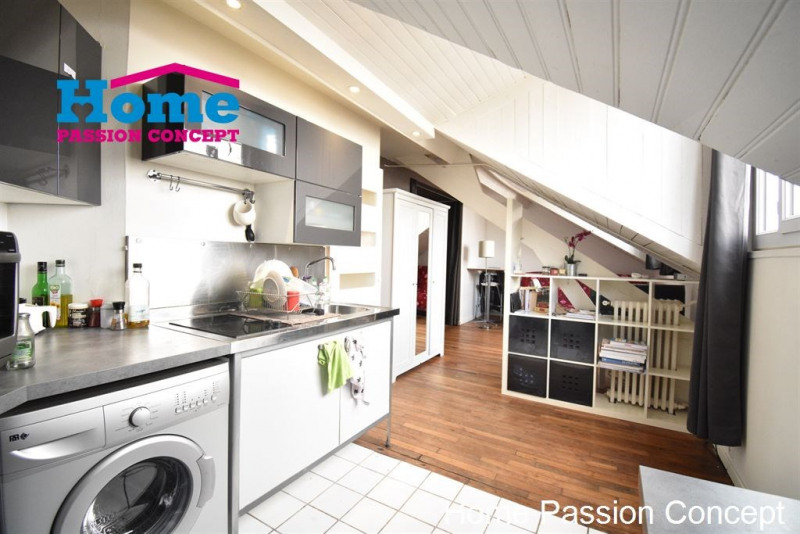 Sale apartment La garenne colombes 165000€ - Picture 2