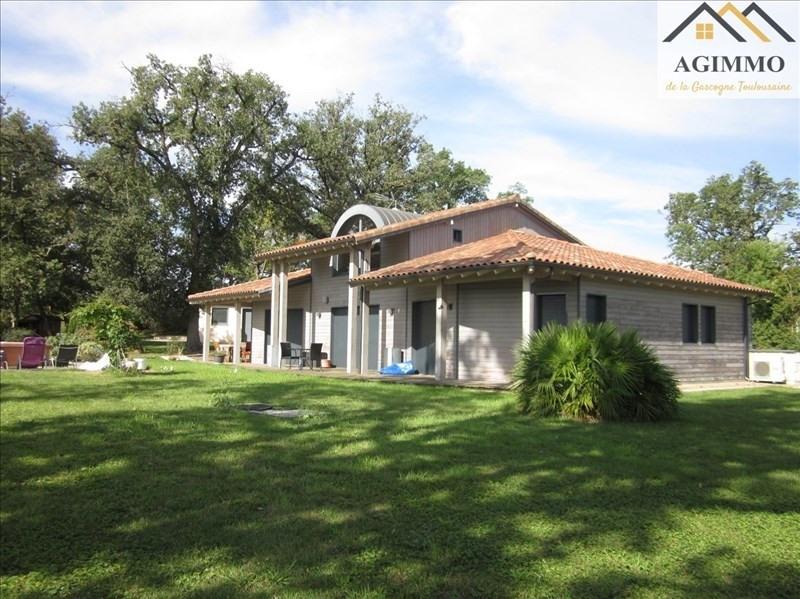 Sale house / villa Mauvezin 430000€ - Picture 1