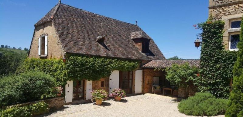 Vente de prestige maison / villa La chapelle-aubareil 849000€ - Photo 3