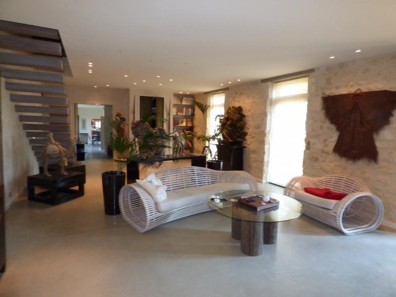 Verkauf von luxusobjekt haus Goudargues 1495000€ - Fotografie 4