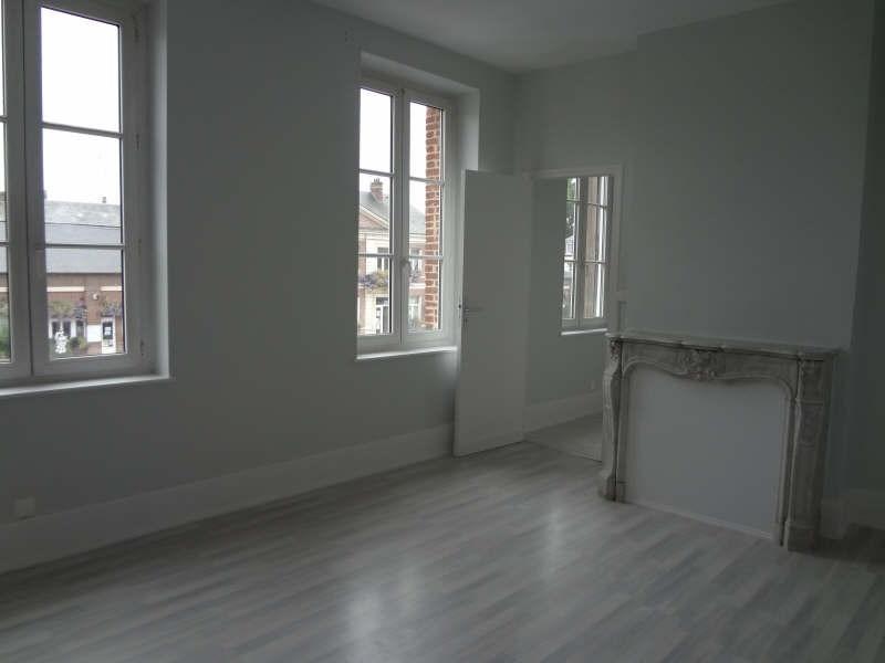 Rental apartment Fauville en caux 460€ CC - Picture 3