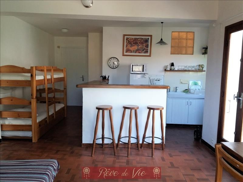 Sale apartment Bormes les mimosas 100 000€ - Picture 1