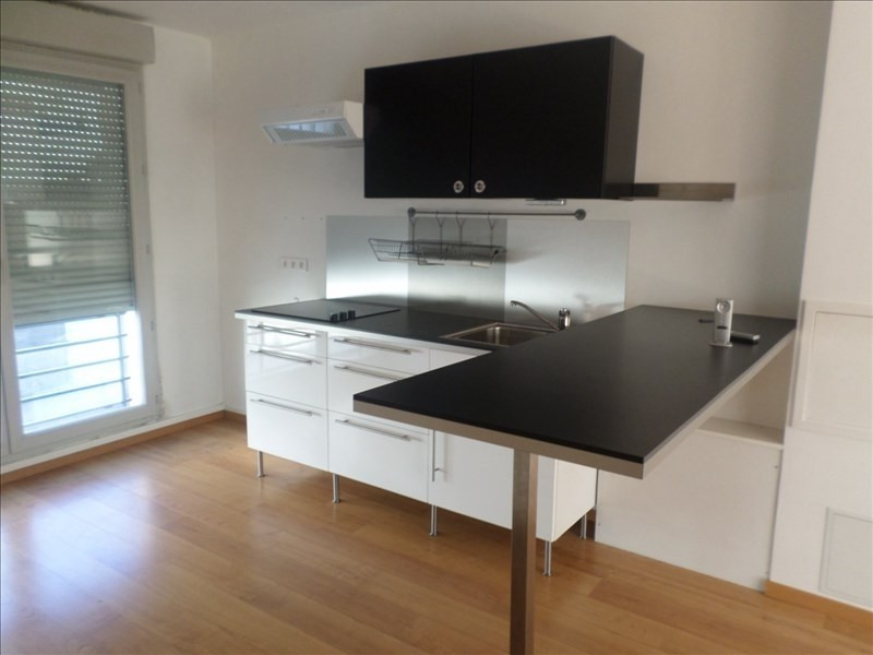 Rental apartment Ste colombe 400€ CC - Picture 2