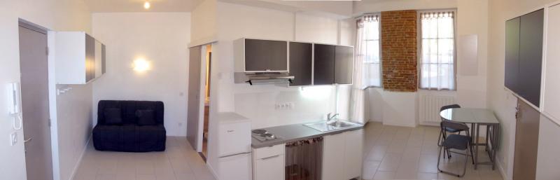 Rental apartment Pinsaguel 400€ CC - Picture 1
