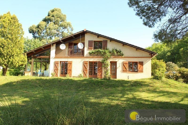 Sale house / villa 3 mns leguevin 329 000€ - Picture 3