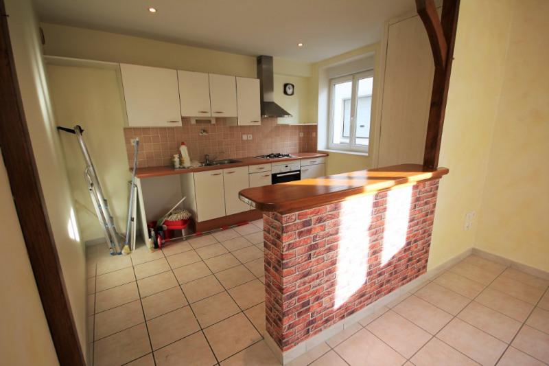 Sale house / villa Saint jean de bournay 218400€ - Picture 2