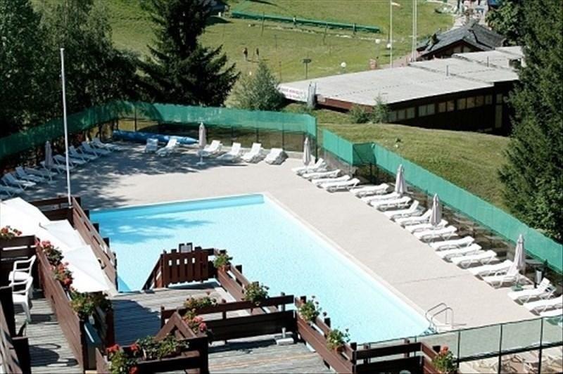 Investment property apartment Les arcs 60000€ - Picture 4