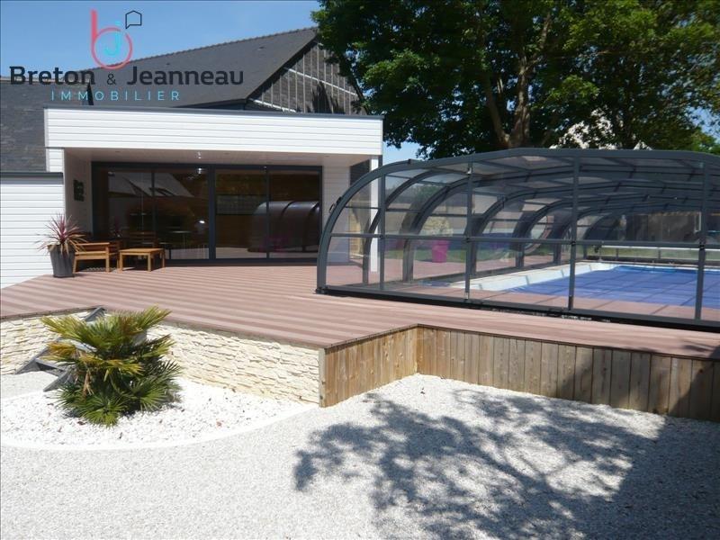 Vente maison / villa Bonchamp les laval 394160€ - Photo 2