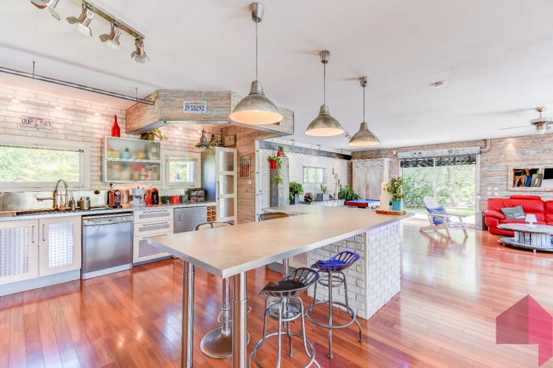 Vente maison / villa Ayguesvives 450000€ - Photo 9