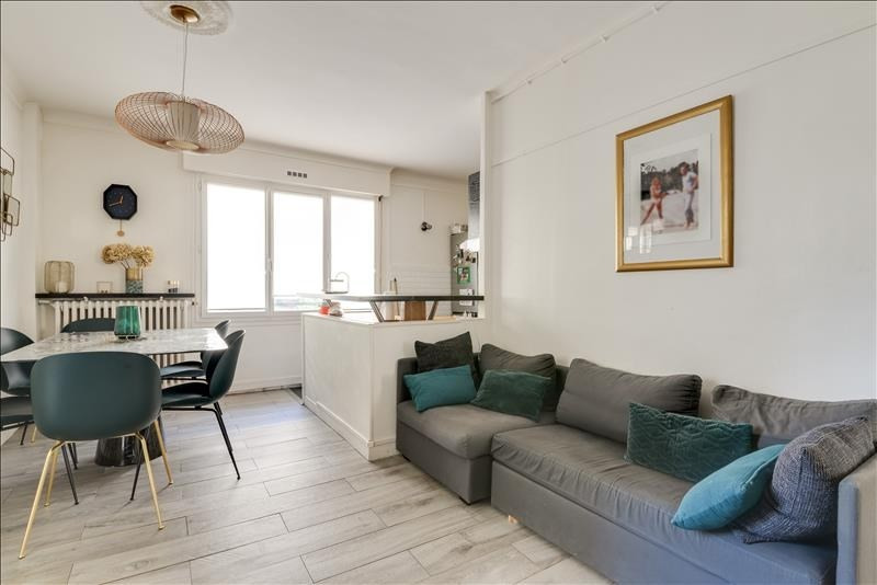 Vente appartement Courbevoie 500 000€ - Photo 2