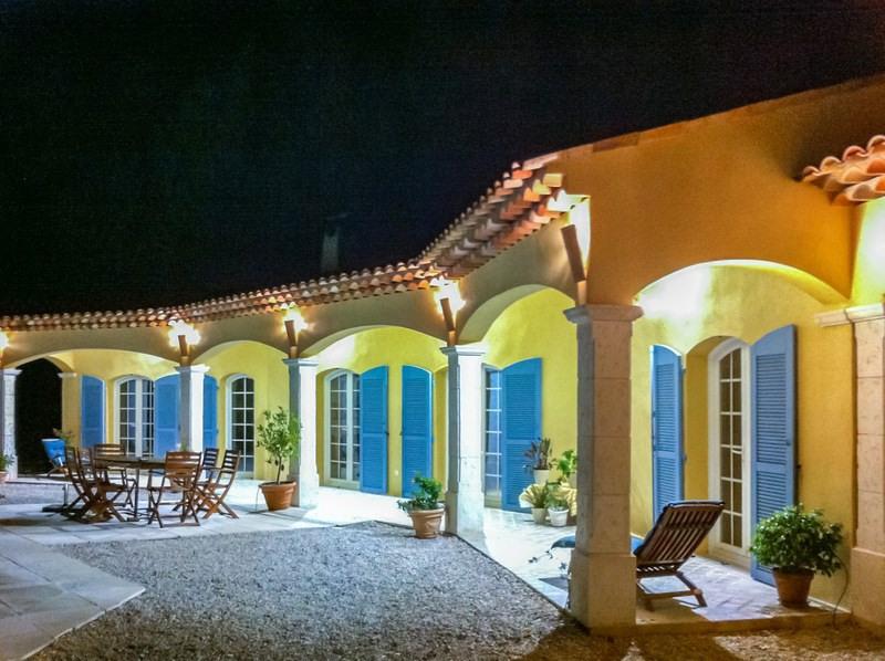 Deluxe sale house / villa Seillans 535000€ - Picture 7