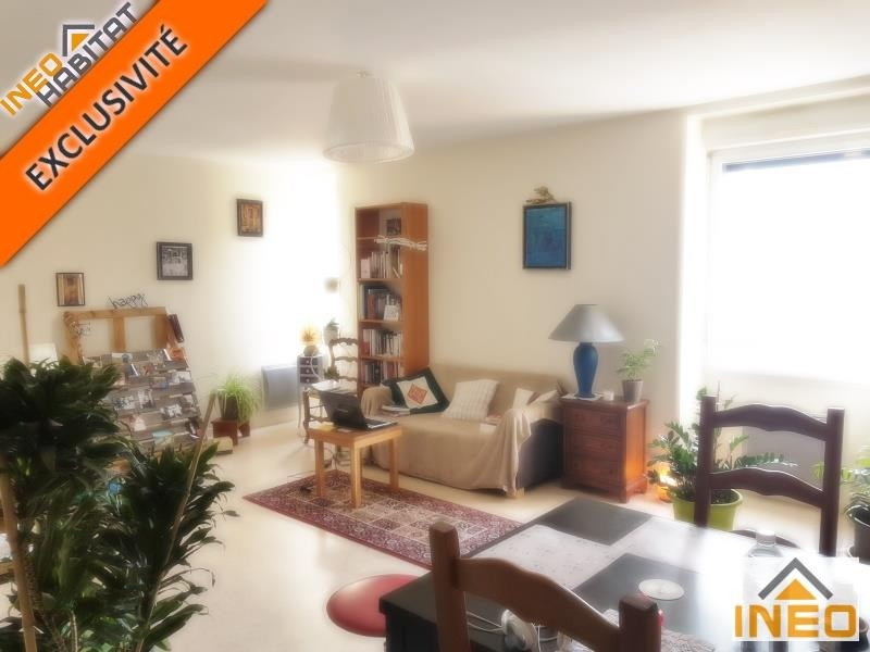 Vente appartement Geveze 123 000€ - Photo 1