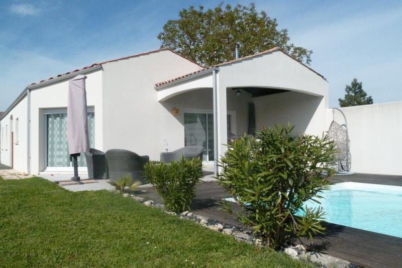 Vente maison / villa Croix chapeau 322400€ - Photo 1