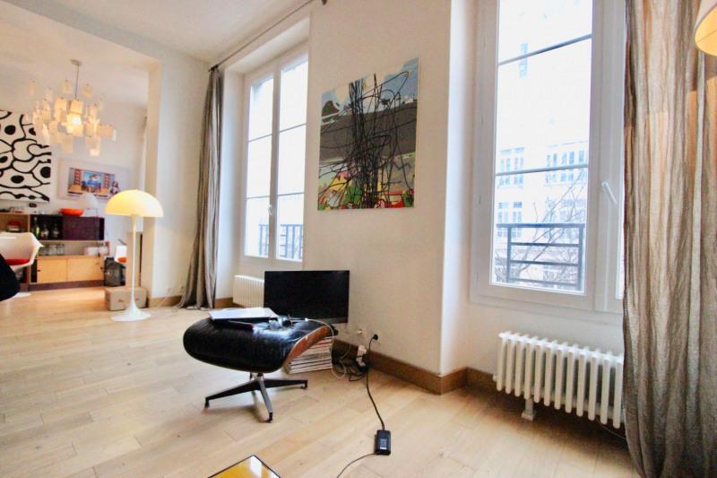 Vente appartement Paris 3ème 695000€ - Photo 3