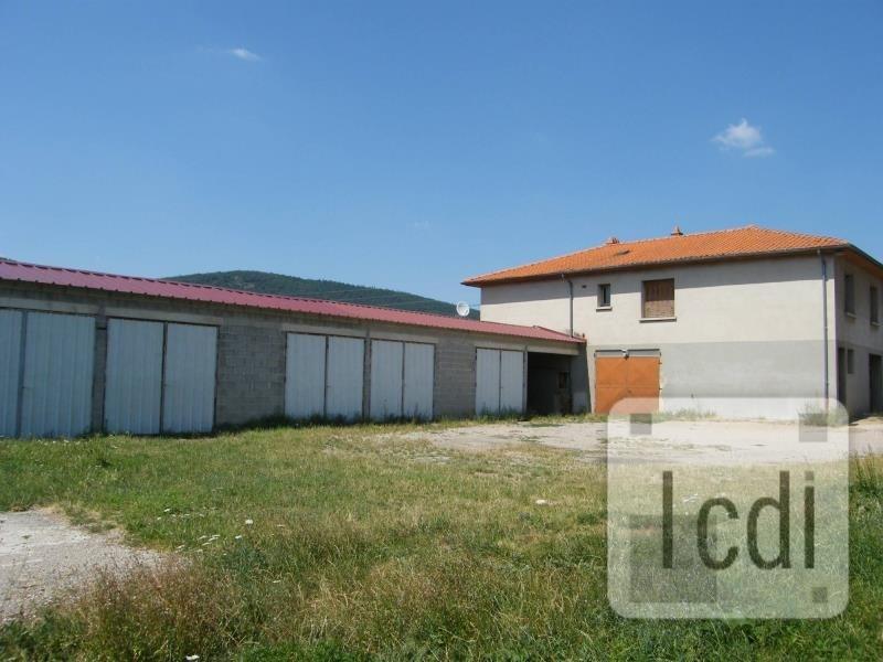Produit d'investissement maison / villa Boulieu-lès-annonay 150000€ - Photo 1