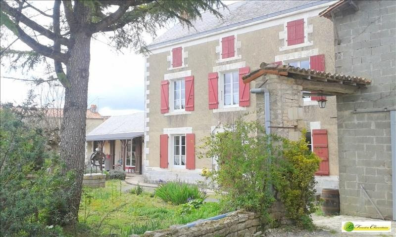 Vente maison / villa Aigre 133 000€ - Photo 21