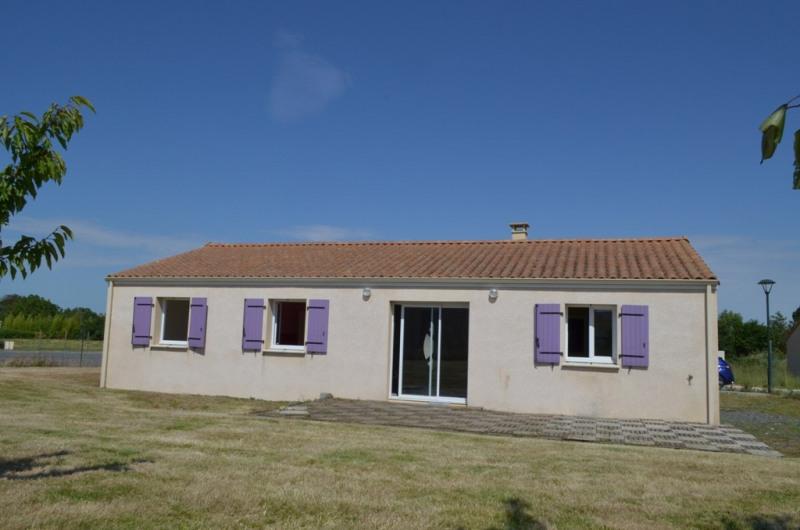 Vente maison / villa Velluire 122400€ - Photo 1
