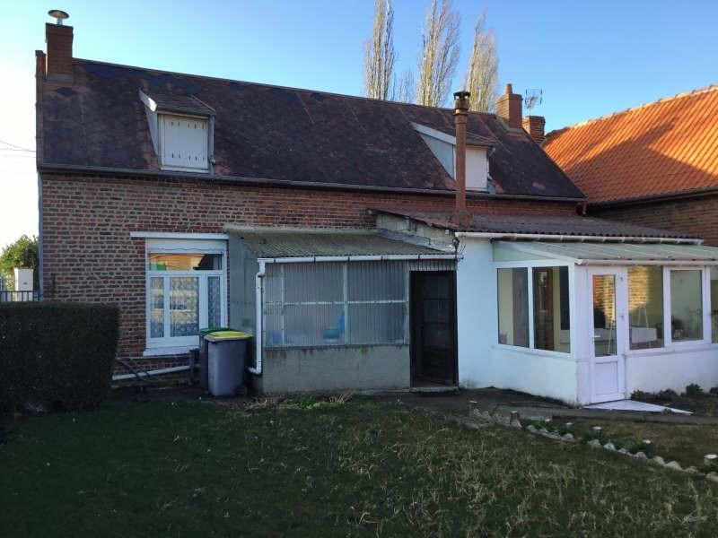 Sale house / villa Croisilles 114000€ - Picture 2