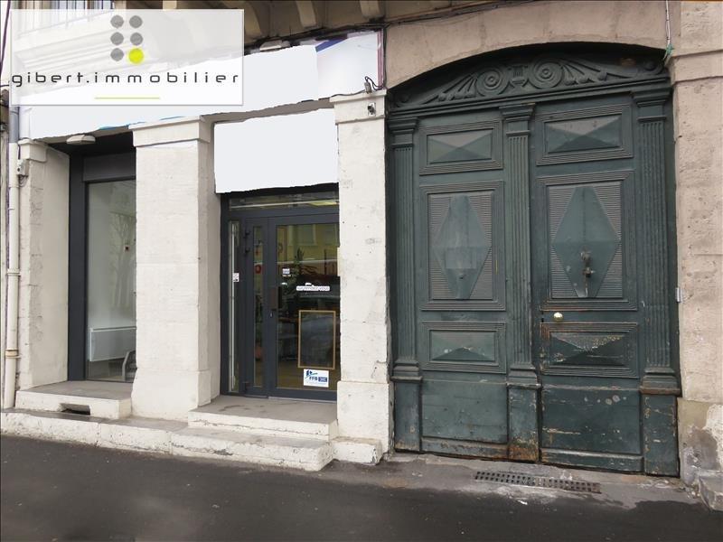 Vente local commercial Le puy en velay 79900€ - Photo 4