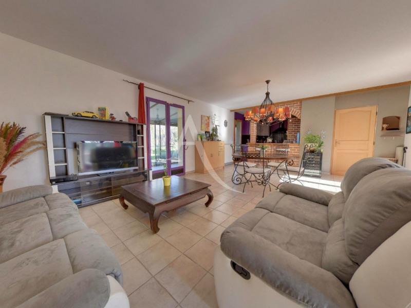 Vente maison / villa Saint lys 365700€ - Photo 2