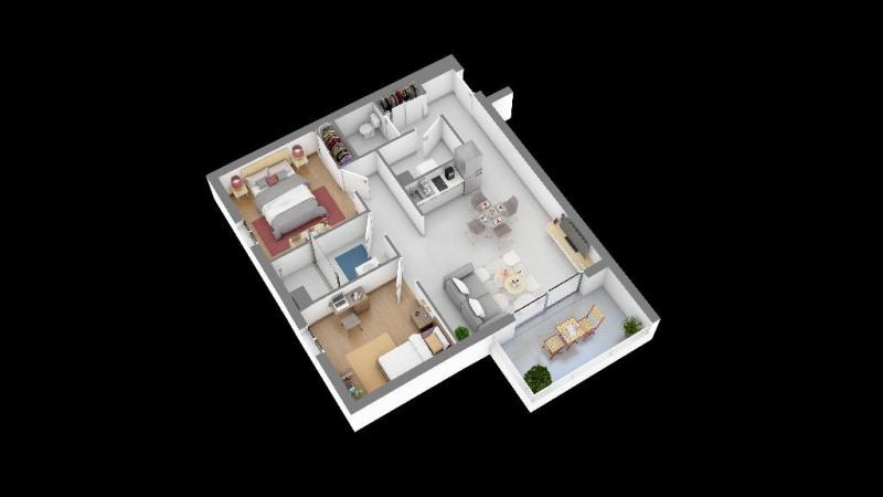 Vente appartement Nogaro 101970€ - Photo 3