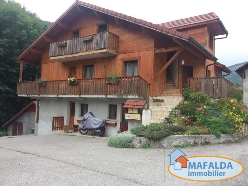 Location appartement Mont saxonnex 645€ CC - Photo 2