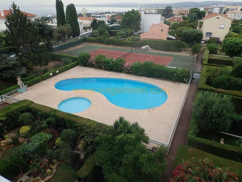 Life annuity apartment Saint-laurent-du-var 80000€ - Picture 2