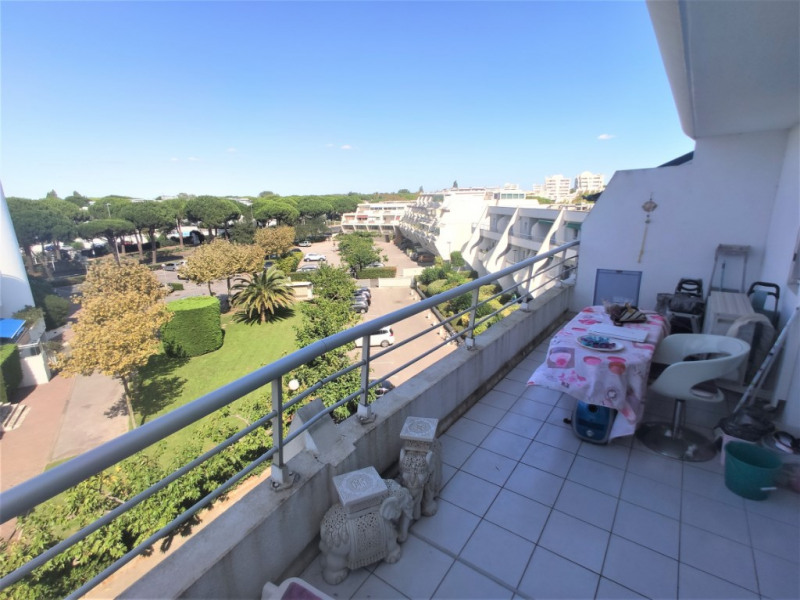 Sale apartment La grande motte 146 700€ - Picture 1