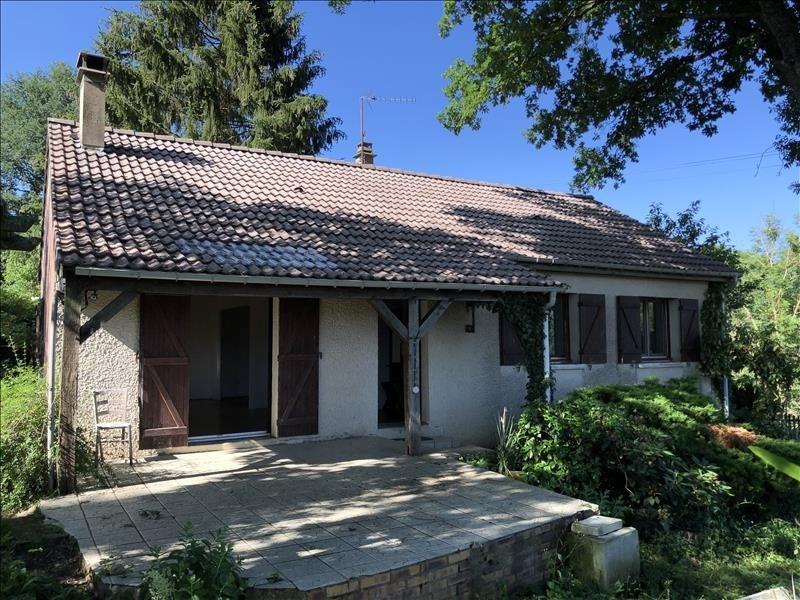 Sale house / villa Tannerre en puisaye 88000€ - Picture 1