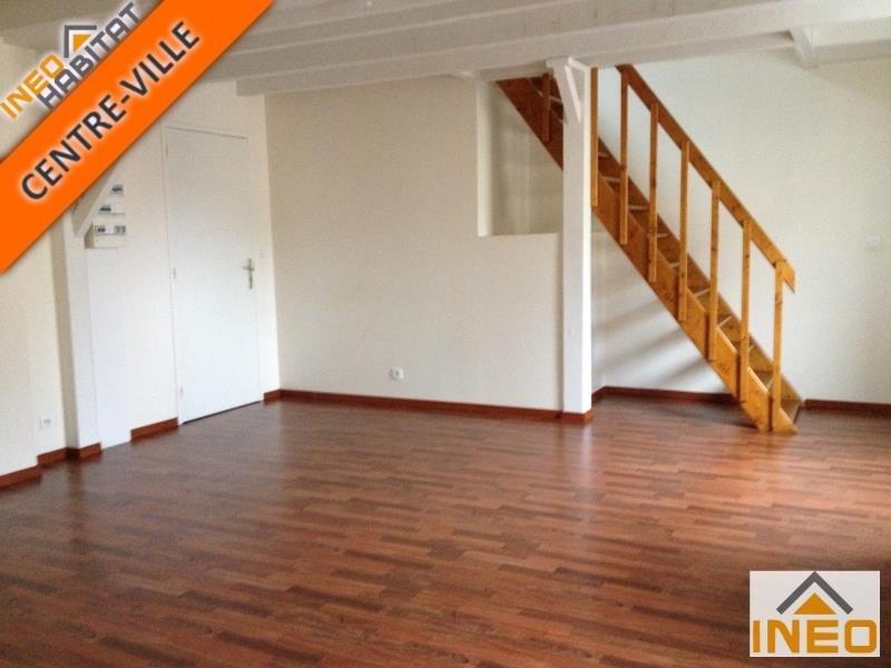Location appartement Geveze 520€ CC - Photo 1
