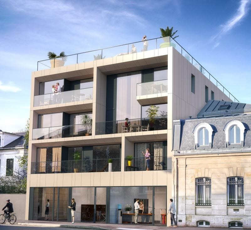 Vente de prestige appartement Sceaux 308 000€ - Photo 3