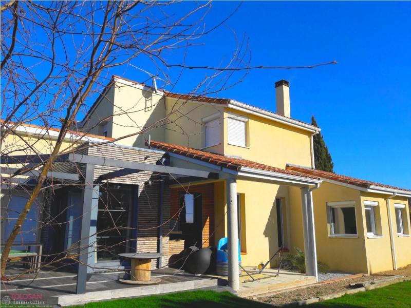 Venta  casa Saint pierre de lages 448500€ - Fotografía 1