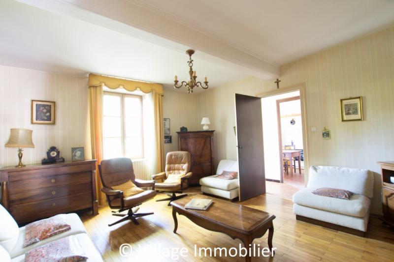 Vente maison / villa Toussieu 380000€ - Photo 7