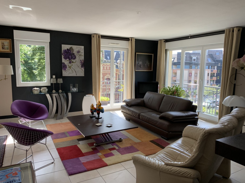 Deluxe sale apartment Trouville sur mer 636 000€ - Picture 4