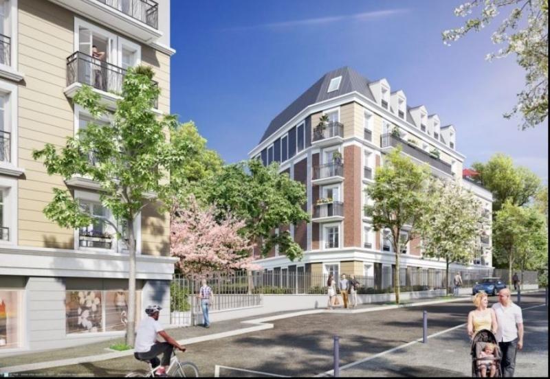 Verkoop  appartement Clamart 535100€ - Foto 2