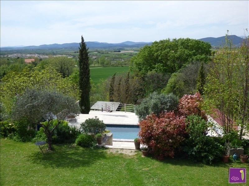 Verkoop van prestige  huis Barjac 469000€ - Foto 2